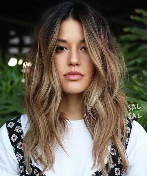 33 Textured Revealing Layered Haircuts