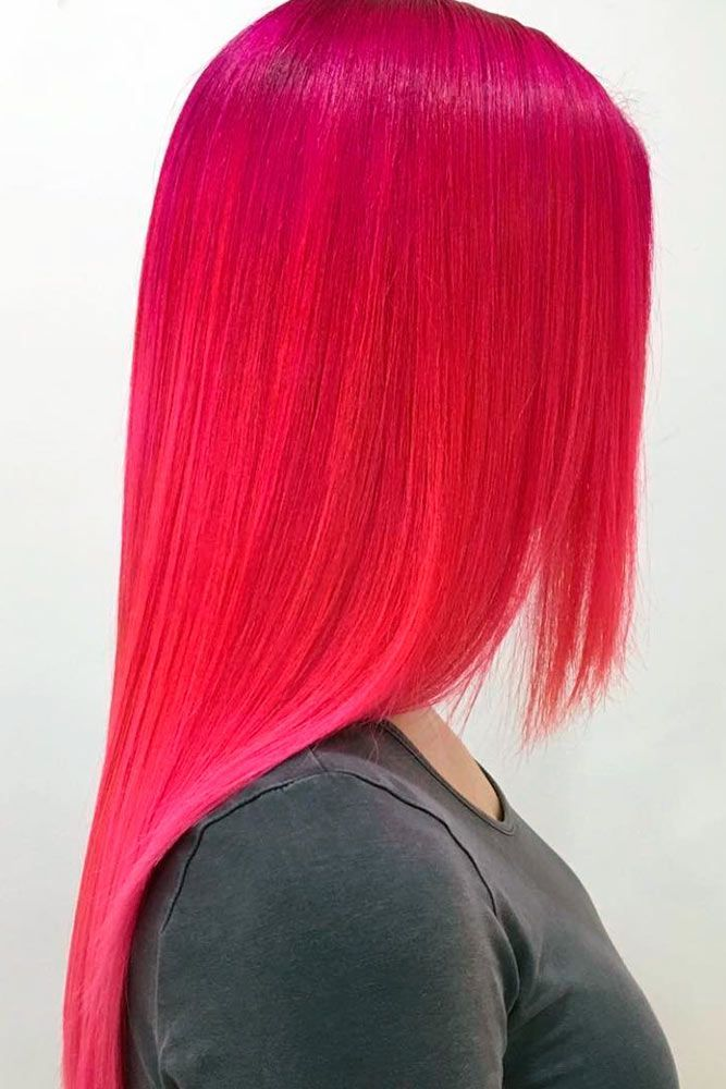 21 Loveliest Magenta Hair Color Ideas | LoveHairStyles