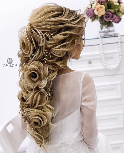 110 Best Bohemian and Wedding Braided Hairstyles That Comb Turn Heads for Fashion Girls