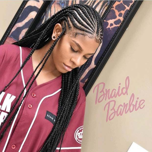 45 Hot Fulani Braids to Copy This Summer   Page 2 of 4   StayGlam