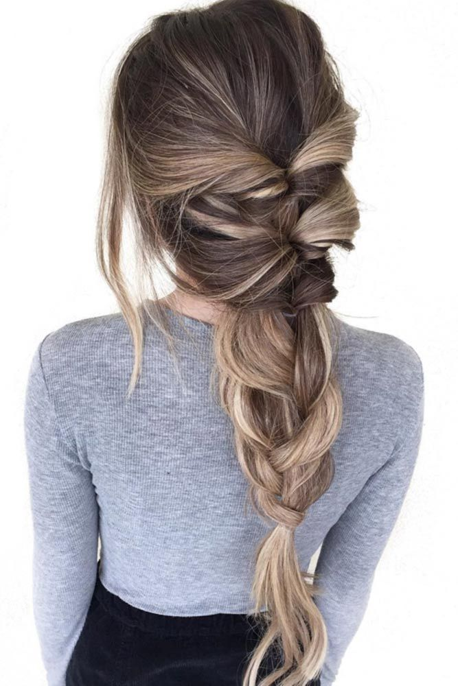 33 Easy Hairstyles for This Spring Break | LoveHairStyles.com