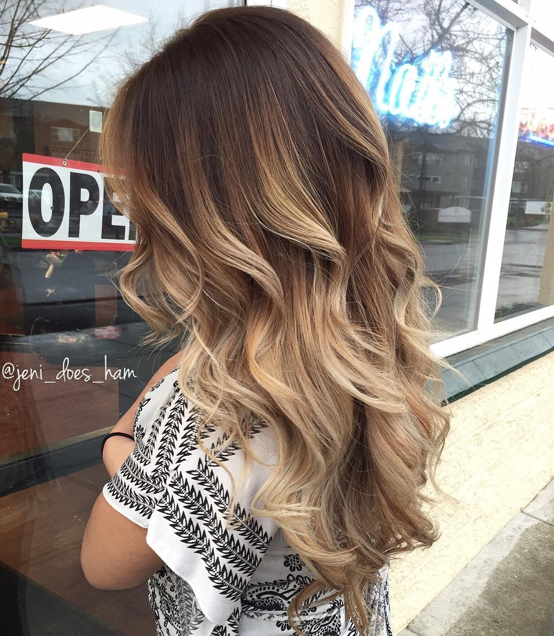 70 Flattering Balayage Hair Color Ideas for 2019