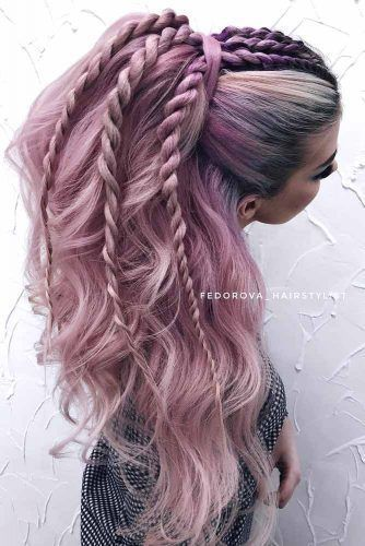 long hair styles – Stunning prom hairstyles for long hair for 2018 ★ See more: glaminati.com – Trending Topics