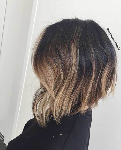 61 Best Inverted Bob Hairstyles for 2019   StayGlam