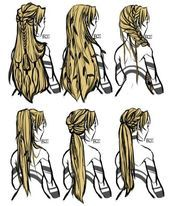 101 Best Long Hairstyle Ideas for Women of all Age Groups – #Age #fantasy #Group…