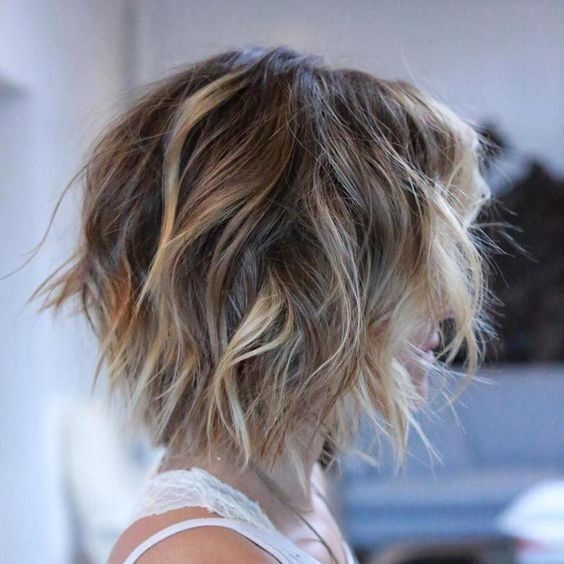10 Stylish Messy Short Hair Cuts: Attractive Women Short Hairstyles – Love this Hair