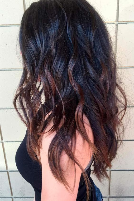 Hottest Brown Ombre Hair Ideas ★ See more: glaminati.com/… – #Brown #glamina…