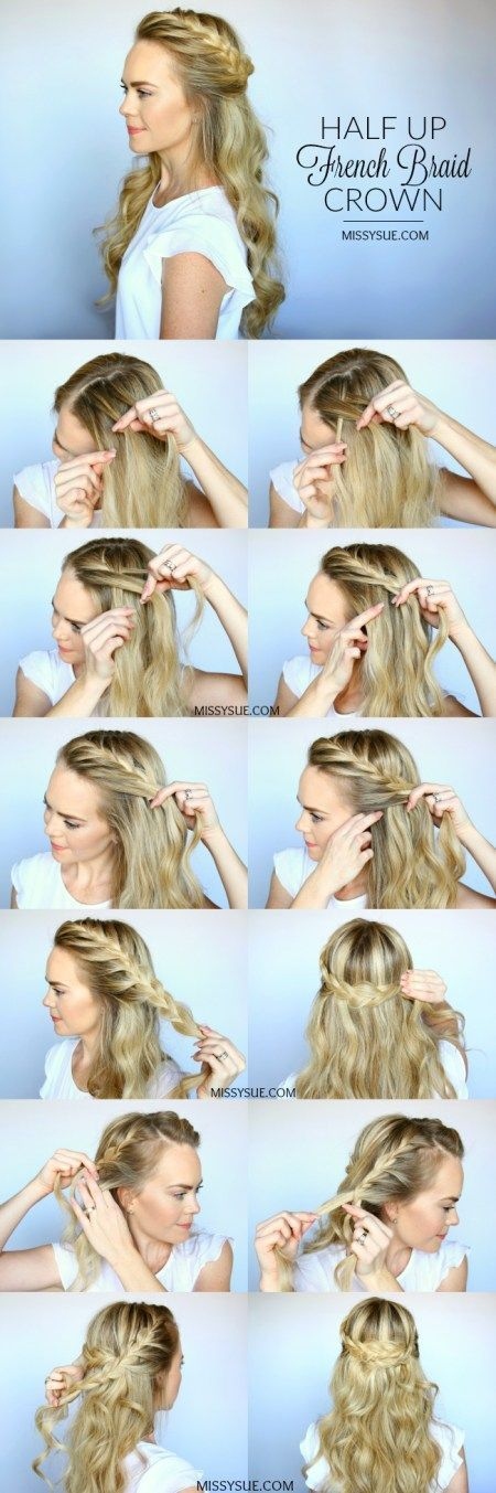 15 Easy Prom Hairstyles for Long Hair You Can DIY At Home Prom is your night to slay! A bomb hairstyle is just as important as a beautiful dress. I ha… – New Site