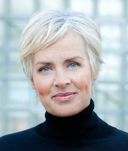 2017 Best Short Haircuts for Older Women – Love this Hair
