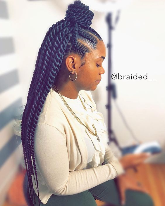 25 Catchy Cornrow Braids Hairstyles Ideas to rock in 2019 | Correct Kid