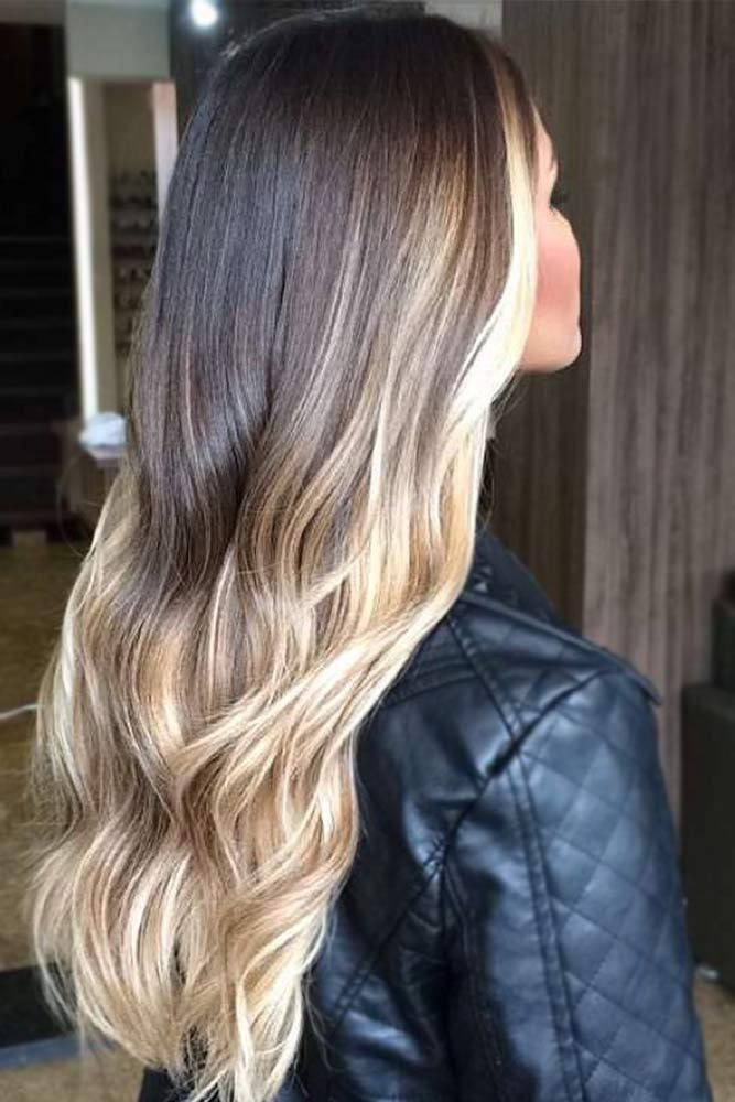 36 Majestic Ombre Fall Hair Colors Not To Miss