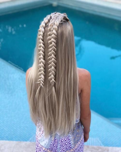 20 Party Hairstyles for Long Hair