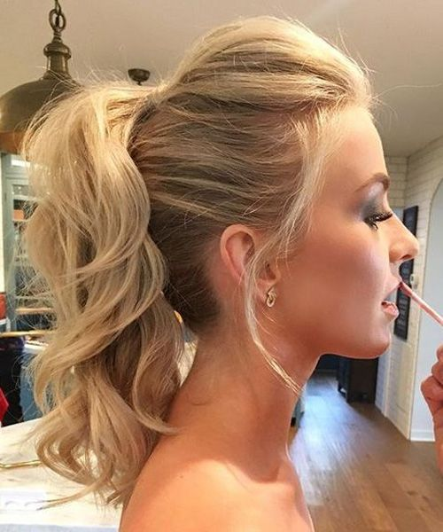 25 easy ponytail hairstyles you have to try – myschooloutfits.com