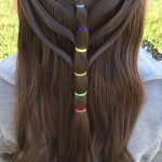 17 Adorable Heart Hairstyles - Cute Hairstyles for kids You Will LOVE! - With Hairstyle