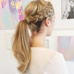 18 Cute Braided Ponytail Styles - Love this Hair