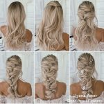 18 wedding hairstyle tutorials for brides and bridesmaids - Mary Haircuts