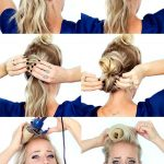 1940's Pin Up Girl Hairstyle Tutorial - Twist Me Pretty