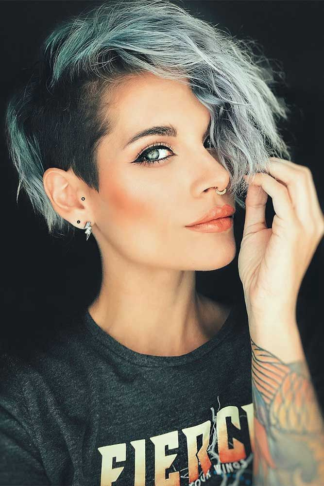 20 Beautiful Short Undercut Hairstyles for Women