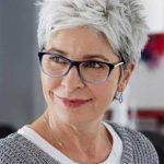 20 Ideas of Short Hairstyles for Women Over 50 - Love this Hair