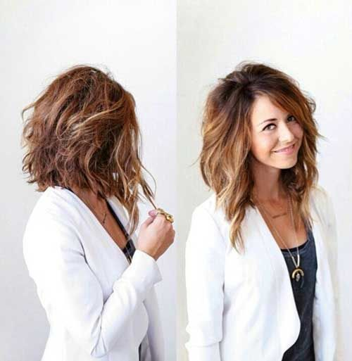 20 Short To Mid Length Haircuts – The Hairstyler