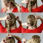 20 Simple Updos for Long Hair Tutorials 2017 – New Best Hairstyles - Best Hair ideas!