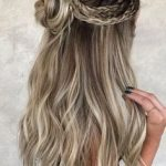 20 easy prom hairstyles for long hair and short hair elegant ideas 2019 7 Welcome. Curly and wavy hairstyles are usually very popular whether long or - New Site