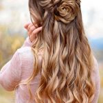 21 Excellent Homecoming Long Hairstyles for Women - New Site