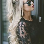 21 Miraculous Ideas For Half Ponytail Upgrade | LoveHairStyles