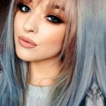 24 Popular Fringe Bangs Hairstyles for Women | LoveHairStyles