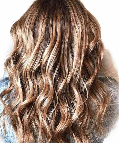 25 Luscious Dirty Blonde Haartöne #blondeombre, #blonde #blondeombre #dirty #fa…
