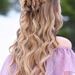 27 dreamy prom hairstyles for one night - New Site