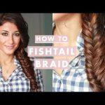 27 of the best fishtail braid tutorial videos - Hair Romance