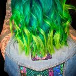 30 Best Green Ombre Hair Ideas | LoveHairStyles.com