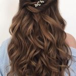 30+ Bridal Hairstyles for Perfect Big Day Latest Fashion Trends for Women sumcoco.com