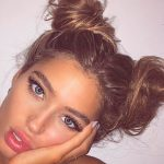 30 Charming Top Knot Hairstyles | LoveHairStyles.com