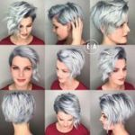 30 Cute Pixie Cuts: Kurze Frisuren für ovale Gesichter - #Cute #Cuts #Frisuren ...