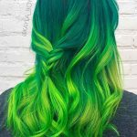 30 Sexy Green Hair Ideas To Try