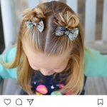 30 Super Cute Hairstyles For Little Girls - Hallo Pins