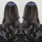 30 gray ombre hairs