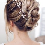 30 perfect wedding hairstyles for medium hair ❤️ wedding hairstyles for - New Site