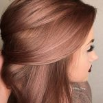 30+Rose Gold Inspired Magical Looks (hairstyle,nail,makeup,outfits...)