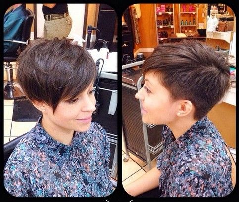 33 Cool Short Pixie Haircuts for 2020 – Pretty Designs