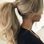 33 Cute Ponytail Hairstyles for you To Try,  #Cute #Hairstyles #PONYTAIL