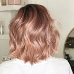 35 Charming Rose Gold Hair Colors - LoveIn Home