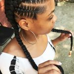 35 Goddess Braids Ideas For Ravishing Natural Hairstyles