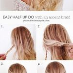 35 Greek Goddess Half-up Half-Down Hairstyles