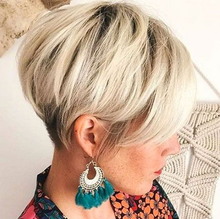 35 New Short Layered Hairstyles 2018 – Love this Hair