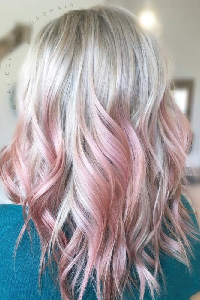 39 Pretty Pink Ombre Hair to Try Immediately