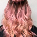 39 Rose Gold Hair Color Trends   LoveHairStyles.com