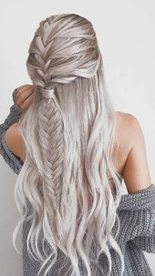 39 Trendy + Chaotic and Chic Braided Hairstyles – Braid # Hairstyle # Hairstyle – New Site